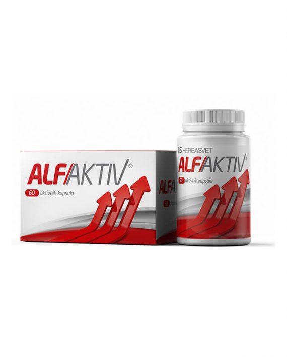 Alfa Aktiv 60 kapsula