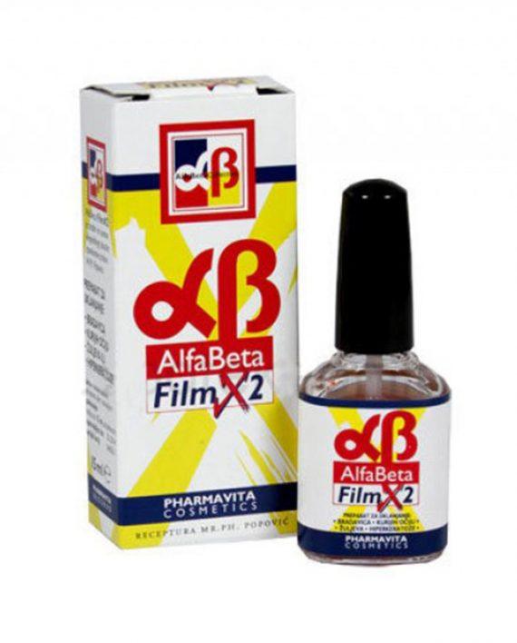 Alfa beta film za bradavice 15ml
