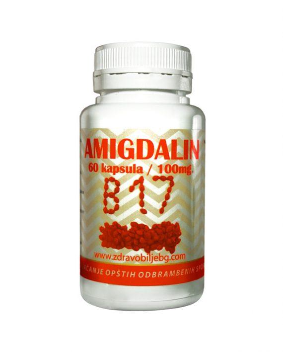 Amigdalin B17, 30 i 60 kapsula