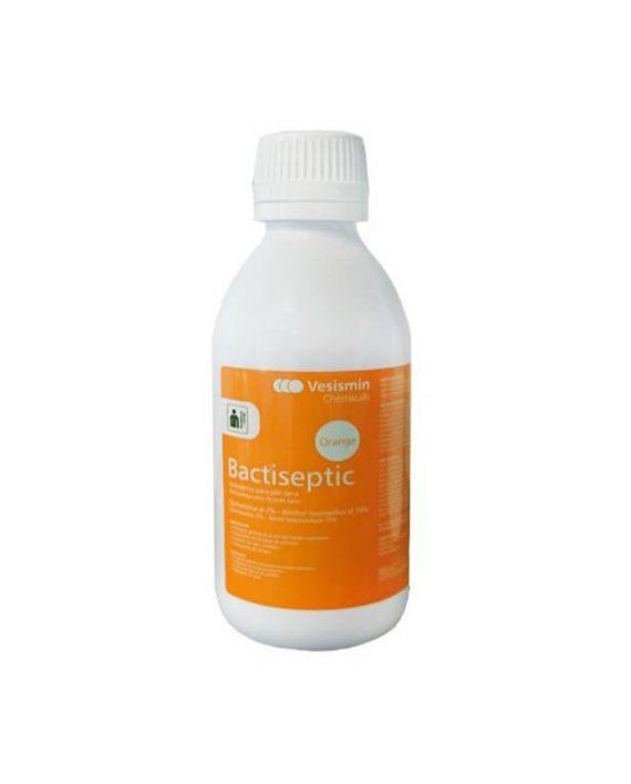 Bactiseptic Orange – Antiseptik sa 70% alkohola i 2% hlorheksidina- obojen preparat