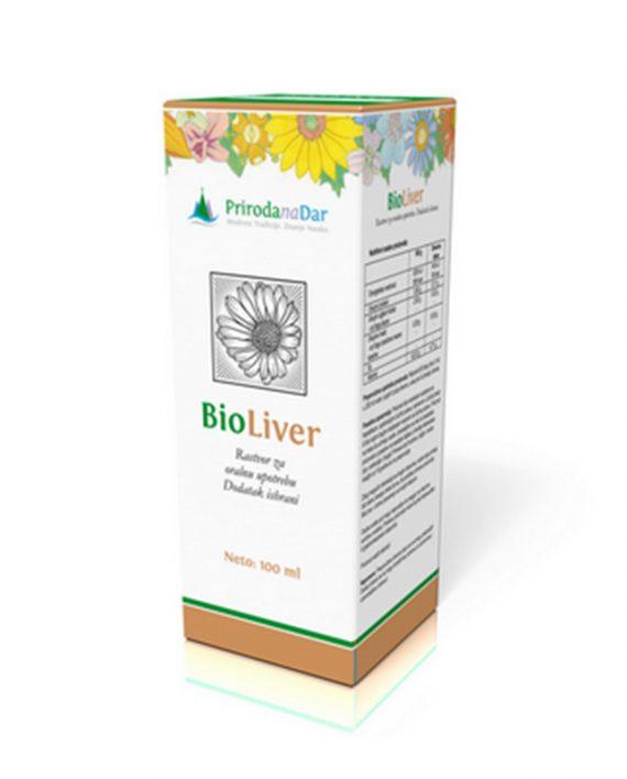 BioLiver kapi za holesterol i masnu jetru