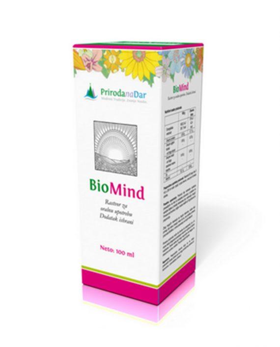 BioMind kapi protiv depresije i anksioznosti