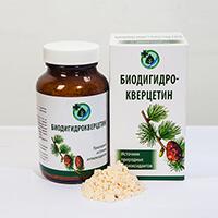 Biodihidrokvercetin (Taksifolin) - 5gr (75 doza)