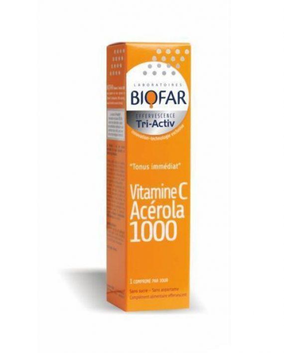 Biofar Vitamin C Acerola 1000