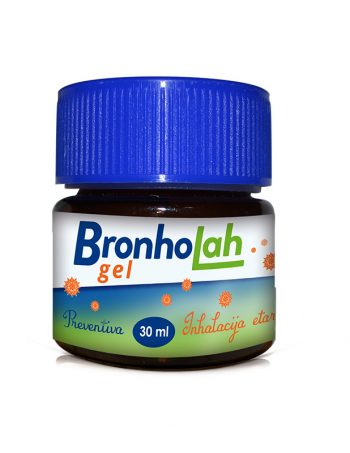 Bronholah gel, 30 ml