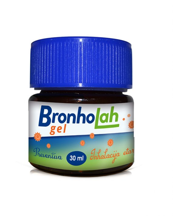 Bronholah gel, 30 ml