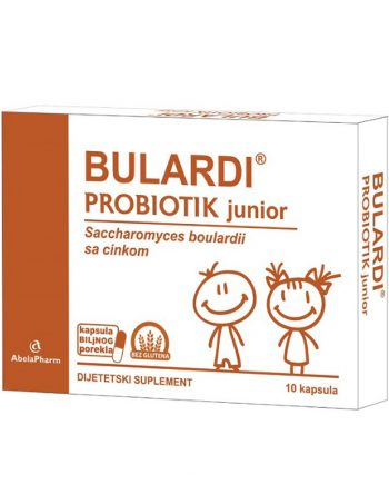 Bulardi probiotic JUNIOR 10 kapsula