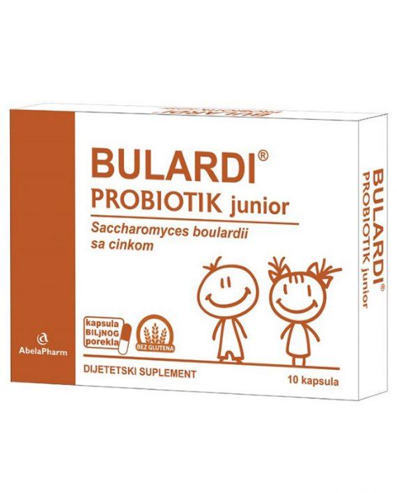 Bulardi probiotic JUNIOR 10 kapsula