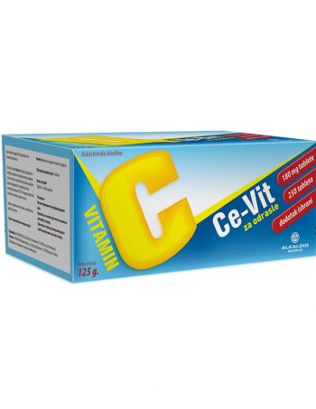 CE-VIT za odrasle tablete 10x180mg
