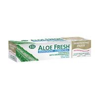 ESI Aloe Fresh Whitening Homeopathic compatible 100ml
