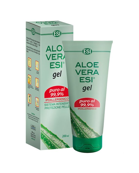 ESI Aloe vera gel PURE , 200 ml