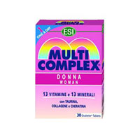 ESI Multicomplex donna 30 tableta