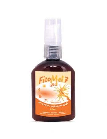 Fitomel 7 gel, 80 ml