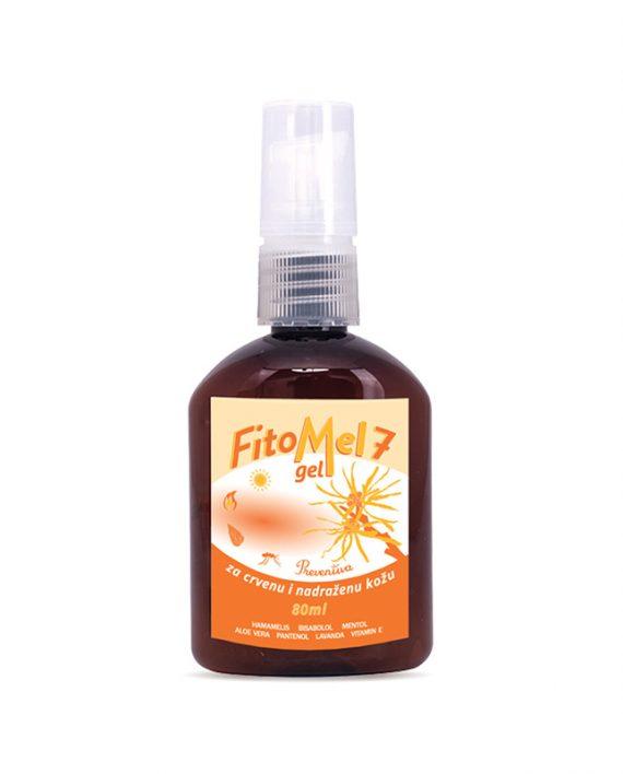 Fitomel 7 gel, 80 ml