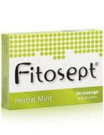 Fitosept HERBAL MINT lozenge