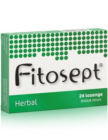 Fitosept HERBAL lozenge