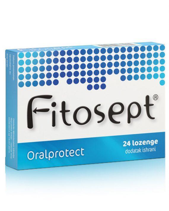 Fitosept ORALPROTECT lozenge