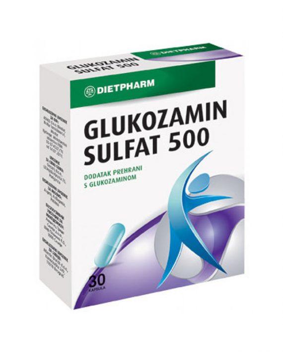 Glukozamin sulfat 30 kapsula