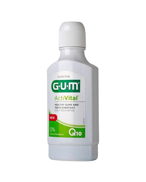 Gum activital vodica za usta 300 ml