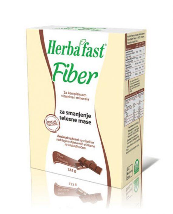 HERBAFAST cokolada 10 kesica