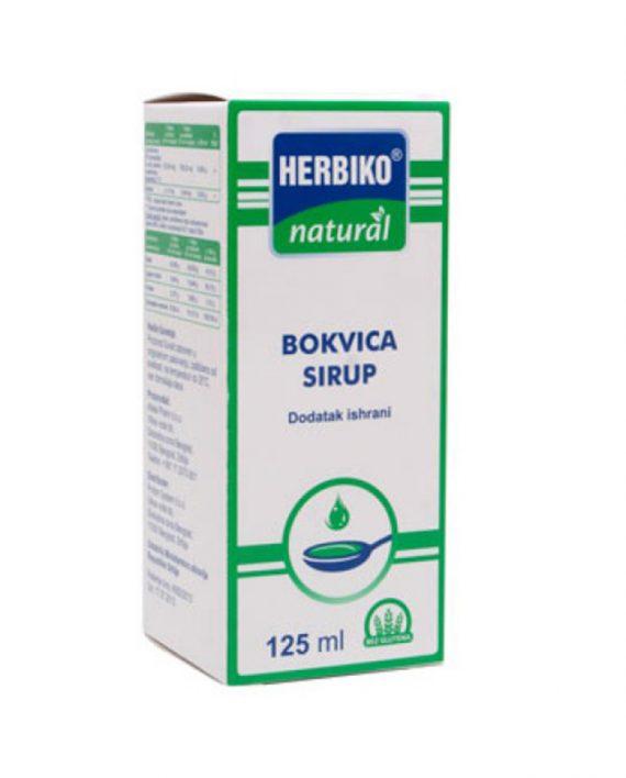 HERBIKO SIRUP BOKVICA 125ML