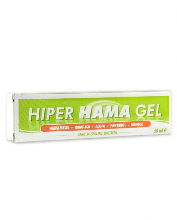 HIPER HAMA gel 50ml