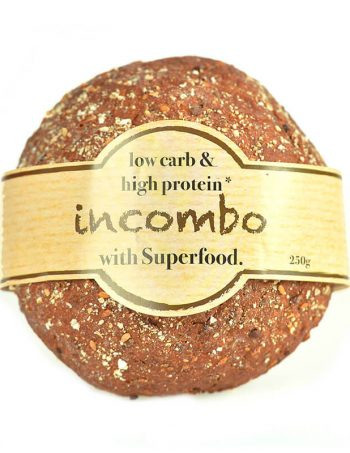 Hleb Incombo with Superfood (low carb&high protein) 250g