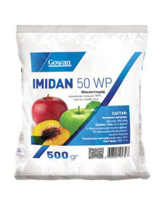 IMIDAN 50 WP Insekticid