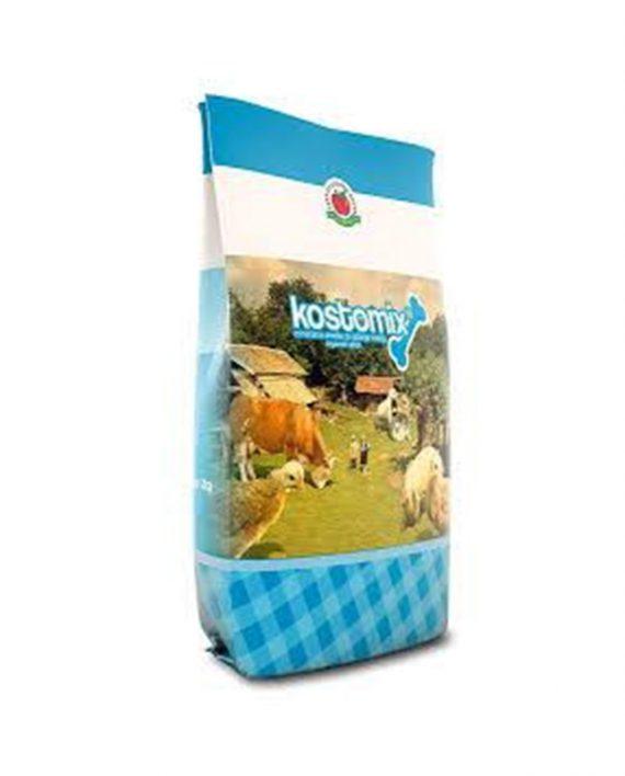 KOSTOMIX-vitaminsko mineralna predsmesa za domace zivotinje sa organskim selenom ( za jacanje kostiju )