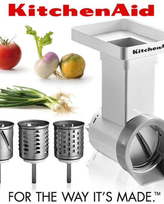 KitchenAid MVSA Mikser dodatak set - za seckanje povrća