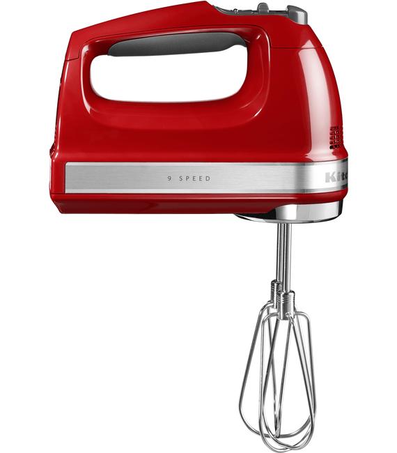 KitchenAid Ručni Mikser Empire Red 5KHM9212 - 9 brzina