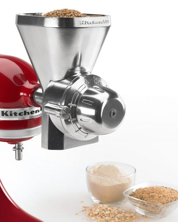 Kitchenaid - dodatak - Mlin za žitarice (planetarni mikser)