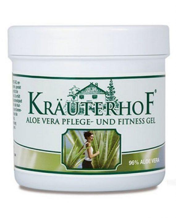 Kräuterhof ALOE VERA gel 100ml, 250ml