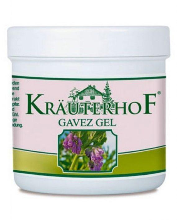 Kräuterhof GAVEZ gel 100ml, 250ml