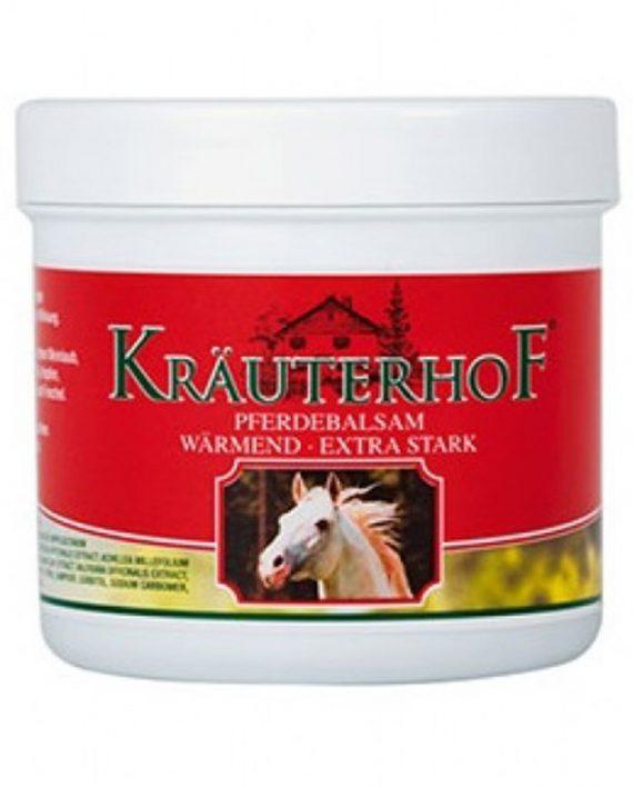Kräuterhof KONJSKI BALZAM TOPLI 100ml, 250ml, 500ml