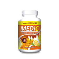 MEDIC (Vit. C 500mg + honey tab 100ct)