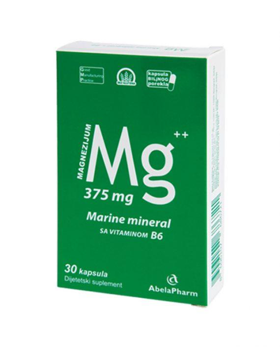 Magnezijum Marine Mineral 30 kapsula