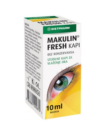Makulin fresh kapi