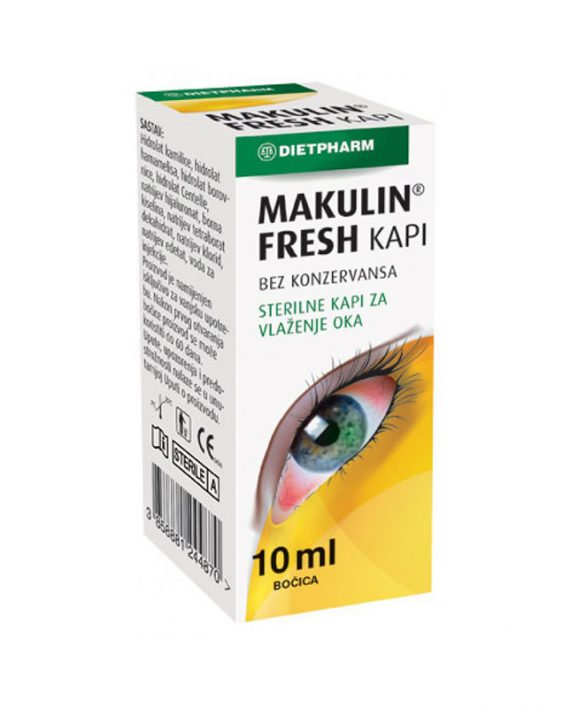 Makulin fresh kapi