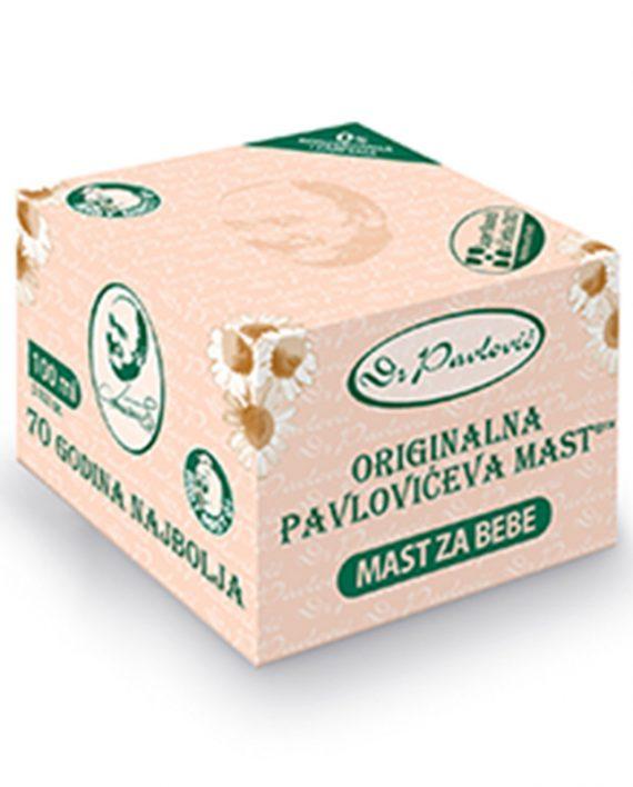 Originalna Pavloviceva mast – MAST ZA BEBE