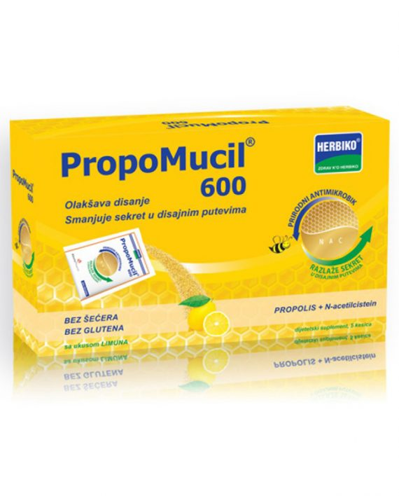 PROPOMUCIL 600 5kesica