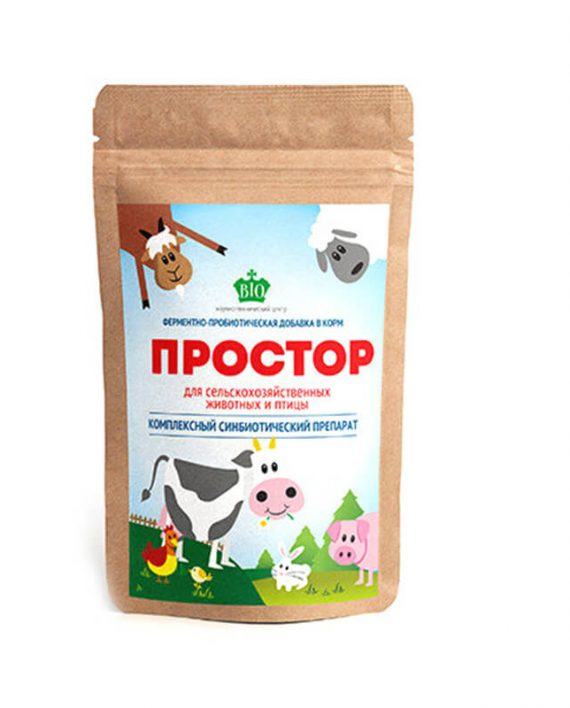 ProStor®- Sinbiotski dodatak ishrani (probiotici i prebiotici) za uvecanje produktivnosti zivotinja