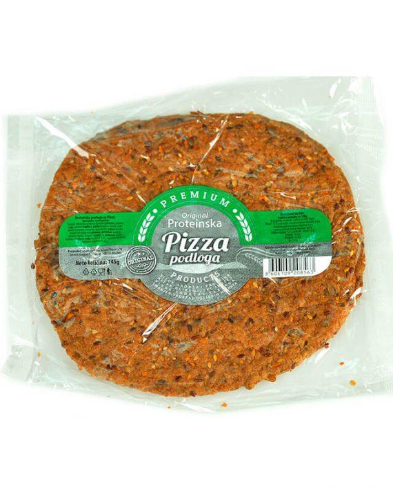 Proteinska pizza podloga