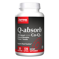 Q absorb 30mg a60 softgel cps