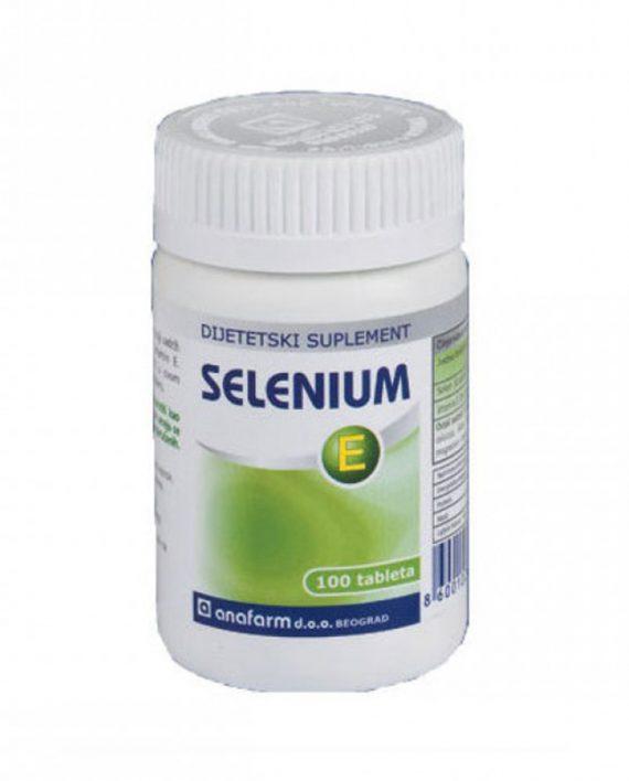SELENIUM E tablete 100