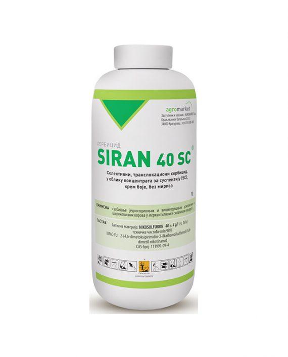 Siran 40 SC Herbicid