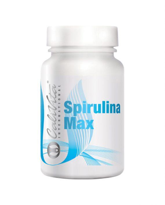 Spirulina-Max-60-tableta