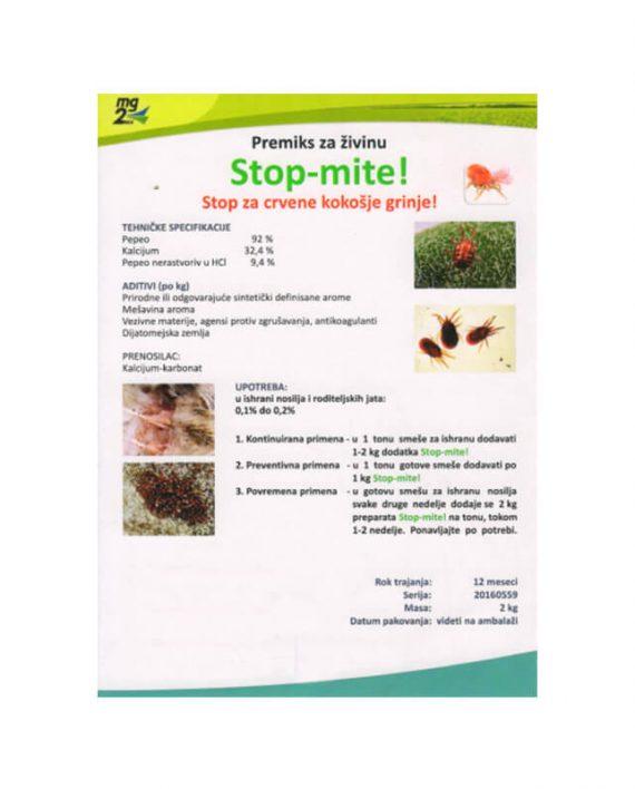 Stop-mite