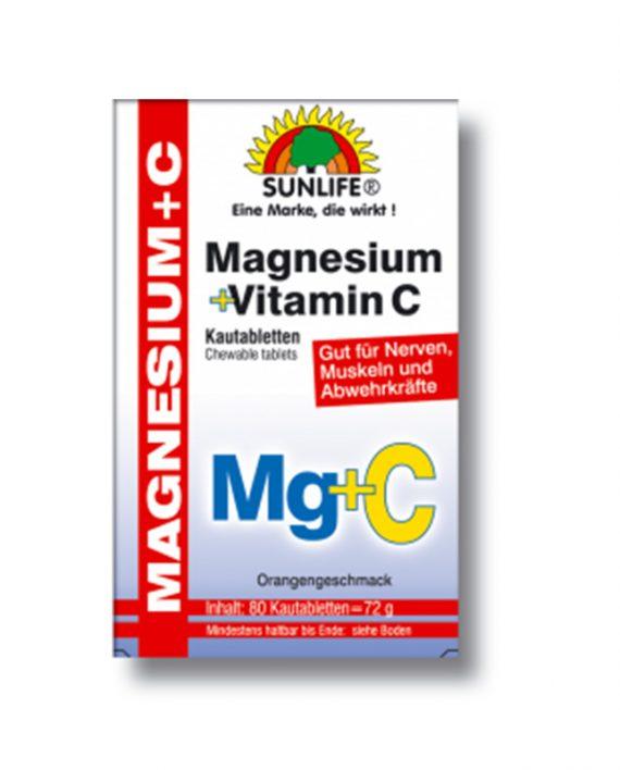 Sunlife-Magnezijum-Vitamin-C-a80-tbl-za-zvakanje
