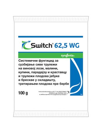 Switch 62,5 WG Fungicid
